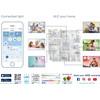 visual leverancier White and Color G.E27 15,5W