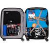 visual Coolblue  Indiscrete SLIM Cabin Trolley Case