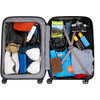 visual Coolblue Rover Expandable Spinner 66cm Black