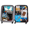 visual Coolblue Spark SNG Expandable Spinner 67cm Black
