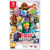 Hyrule Warriors: Definitive Edition Switch