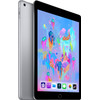 linkerkant iPad (2018) 128 GB Wifi + 4G Space Gray