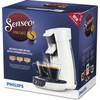 verpakking Senseo Viva Café HD6563/00 Wit