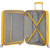 binnenkant Soundbox Expandable Spinner 77cm Yellow