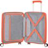 binnenkant Soundbox Spinner 55 cm TSA Exp Peach