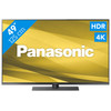 """<p>We tested the 55-inch version ourselves. Read our <a data-trackclickevent='Custom Tracking CM, Televisies expert reviews, 809330 Panasonic TX-49FXW784' href=""""/advies/specialisten-review-panasonic-tx-55fxw784.html"""" title=""""specialisten review van de Panasonic TX-55FXW784"""">expert review of the Panasonic TX-55FXW784</a> here.</p>  <p>With the Panasonic TX-49FXW784, you can view all of your favorite movies and series in sharp and colorful images. This 4K UHD television has a 100Hz refresh rate. Even the fastest action of an athlete, action hero, or predator will be presented in fluent motion. In combination with the Studio Colour HCX3 Processor, you can see every subtle color difference in a flower field or the details of the wings of a butterfly. Connect the television to the Internet and you'll gain access to the useful smart TV functions. Via a clear menu you switch between live TV, websites, and apps like YouTube. You'll never be bored this way. When you set up an HDR Blu-ray or online video, you'll get the most out of the brightness and color representation this TV offers.</p>"""