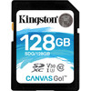 Kingston SDXC Canvas Go! 128GB 90 MB / s