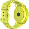 achterkant E Smartwatch Lemon