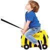 product in gebruik Ride-OnBij Bernard