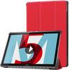 Just in Case Tri-Fold Huawei MediaPad M5 10/10 Pro Book Case Rood