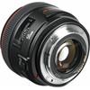 rechterkant Canon EF 50mm f/1.2L USM