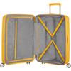 binnenkant Soundbox Expandable Spinner 67cm Yellow
