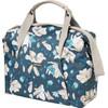 Basil Magnolia Carry All Bag 18L Teal Blue