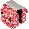 detail Magnolia Double Bag 35L Poppy Red