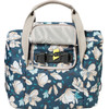 achterkant Magnolia Shopper 18L Teal Blue