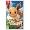 verpakking Pokemon Let's Go Eevee Switch