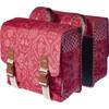 rechterkant Boheme Dubbel 35L Vintage Rood
