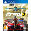 verpakking The Crew 2 Gold Edition PS4