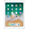 voorkant iPad (2018) 128GB Silver + Hoes + Pencil