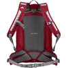 achterkant Wizard 24+4L Indian Red