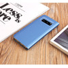 rechterkant Galaxy Note 8 Clear Stand View Cover Bla