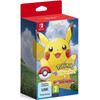 verpakking Pokemon Let's Go Pikachu Switch + PB