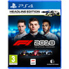 verpakking F1 2018 Headline Edition PS4