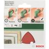 verpakking Schuurblad 93x93x93 mm K180 (5x)