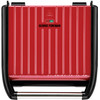 George Foreman Steel Grill Entertaining