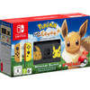 Nintendo Switch Pokemon Let's Go Eevee Bundel