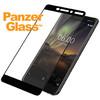 PanzerGlass Screenprotector Nokia 6.1 (2018) Zwart