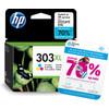 HP 303XL 3-Kleuren Pack (T6N03AE)