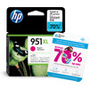 HP 951 Officejet Cartridge Magenta XL (CN047AE)