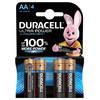 Duracell Ultra Power alkaline AA batteries 4 pieces