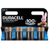 Duracell Ultra Power alkaline AA batteries 8 pieces