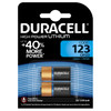 Duracell High Power Lithium 123 battery 3V 2 pieces