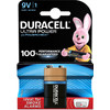 Duracell Ultra Power alkaline 9V battery 1 piece