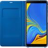 Samsung Galaxy A7 (2018) Wallet Book Case Blue