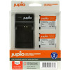 Jupio Kit: 2x Battery NB-11L + USB Single Charger
