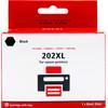 Huismerk Epson 202XL Black (C13T02E14010)