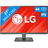 <p>The LG 27UK670 is a 27-inch 4K monitor for business use, with a USB-C connector. With it, you can connect this screen to your MacBook with 1 cable to transmit a 4K image while charging your laptop at 40 watts. Adjust the screen for a pleasant posture, and rotate the screen by 90 degrees to work vertically. That's useful when you're programming or want to view your website's new design at a single glance. Thanks to the on-screen controls, the monitor is easy to control. You can also use them to set the split-screen mode. Finally, thanks to the thin bezels, the screen has a modern, professional look, and it's very suitable if you want to place 2 or more screens next to each other.</p>