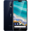 <p>Enjoy movies and series in Full HD+ quality on the Nokia 7.1. The 5.84-inch screen has a 1080x2280 resolution, and it's Nokia's first smartphone to support HDR10. That way, you can watch your favorite series with more contrast, bright colors, and more detail. The dual camera of 12 and 5 megapixels creates pictures with a nice depth-of-field effect. Even in poorly lit conditions, you can take highly detailed pictures, thanks to the f/1.8 light intensity. The 7.1 is an Android One phone. This means your device doesn't have any pre-installed apps taking up storage space. On top of that, you'll receive upgrades to the latest Android version, as well as regular security updates, for at least 2 years.</p>