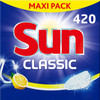 Sun Dishwashing tablets Classic Lemon - 420 pieces