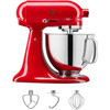 KitchenAid Artisan Queen of Hearts 4,8L 5KSM180HESD