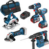 Bosch Accu 0615990K9J Combiset