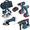 Bosch Toolkit Accu 0615990K9J