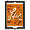 Just in Case Heavy Duty Apple iPad Mini 5 Back Cover Zwart
