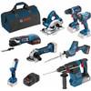 Bosch Toolkit Accu 0615990K9H
