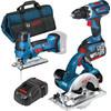 Bosch Toolkit Accu 0615990K1E