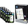 HP 304 Combo Packs + 500 sheets